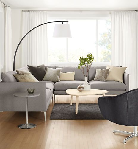 Aria End Table Modern Living Room
