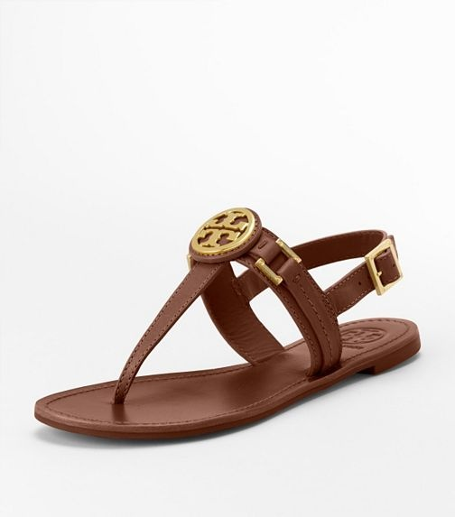 Tory Burch cassia sandal. these would be perfect for rush...