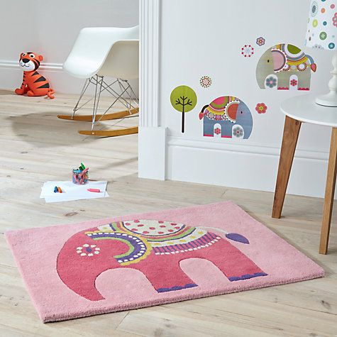 Buy little home at john lewis abbey elephant childrens rug from our rugs range at john lewis