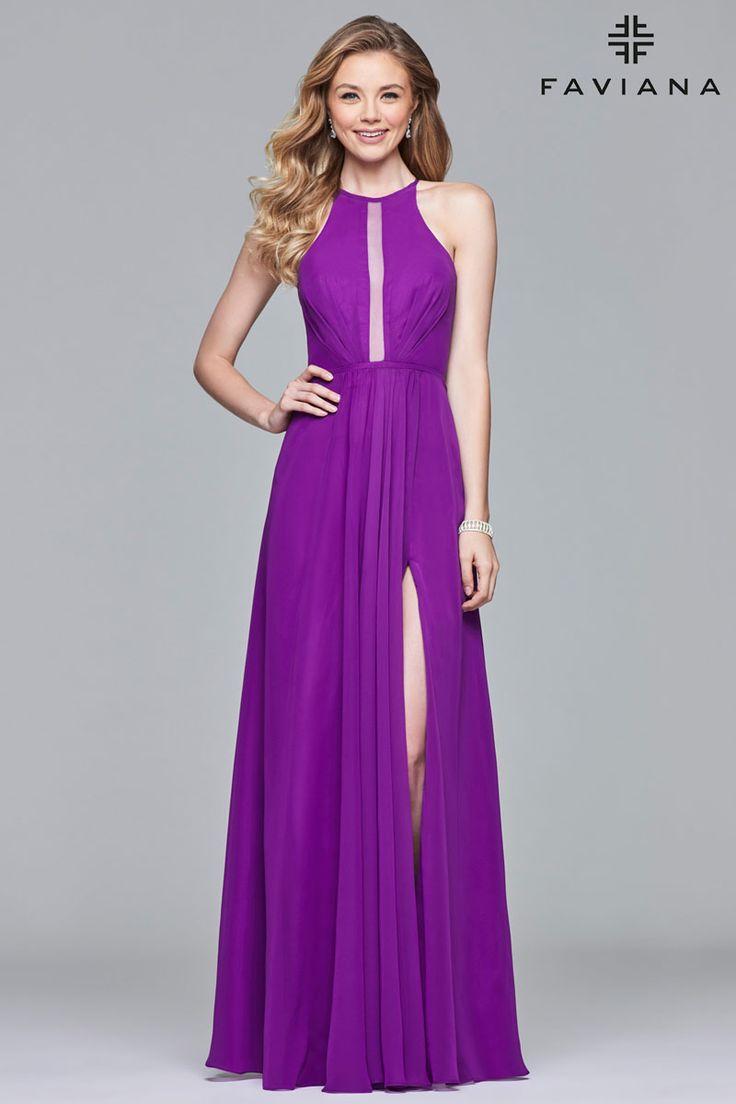 Mejores 372 imágenes de Faviana Dresses en Pinterest | Tiendas de ...