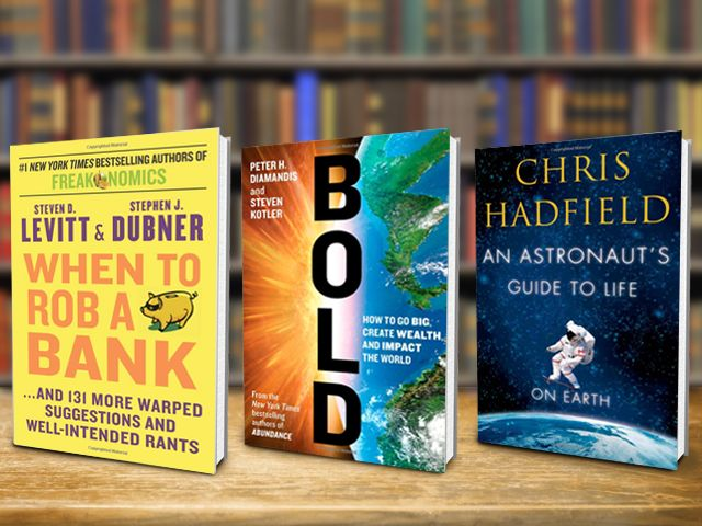 Win Free Books From James Altucher For a Year!