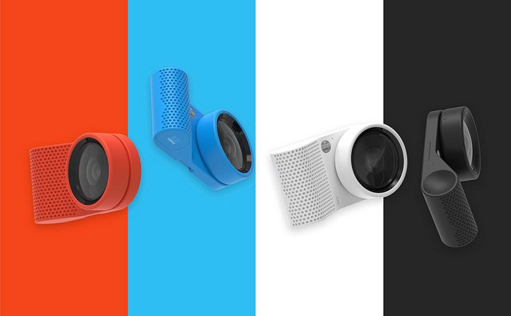 能夠觸摸到的攝影體驗,未來的便攜式相機 Fusion Camera - TRENDSFOLIO