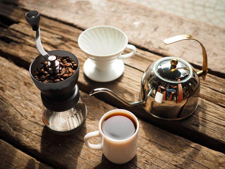 Einfach, handwerklich gut gemachter Kaffee....hand drip coffee oder Filterkaffee :) Warum ist er so gut?