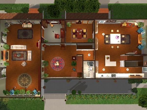 7th Heaven House Floor Plan Https Ift Tt 37zus5o My House Plans House Floor Plans House Flooring