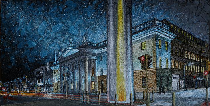 General Post Office Dublin by Andrew Goti