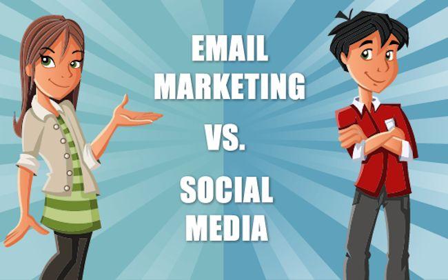 E-posta pazarlama sosyal medyadan daha etkili