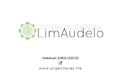 Logotipo diseñado para Distribuidora Limaudelo.