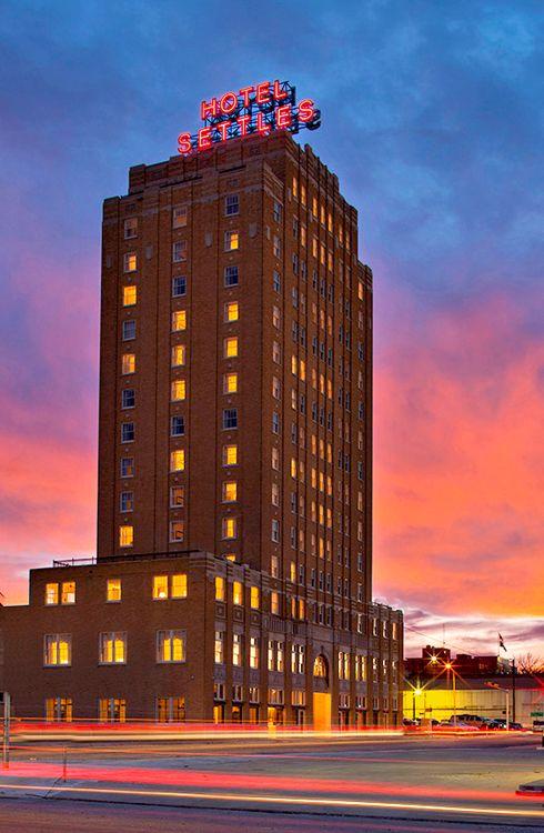 Hotel Settles, Big Spring, Texas