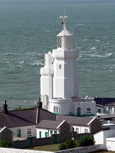 St Catherine's Lighthouse - Isle Of Wight, England