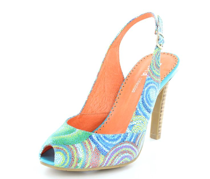 Fresh colour heels, Habo $139 New Summer arrivals 2014