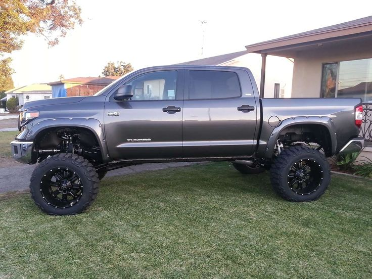 Update | 2014 Toyota Tundra Fender Flares