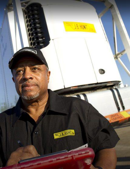 16 best ideas about J.B. Hunt Drivers on Pinterest | Dads, Trucks ...