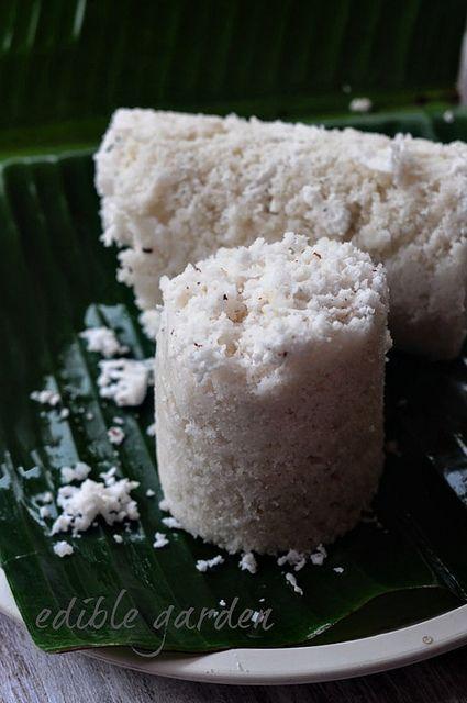 Puttu Recipe - How to Make Puttu, Popular Steamed Kerala Breakfast Dish