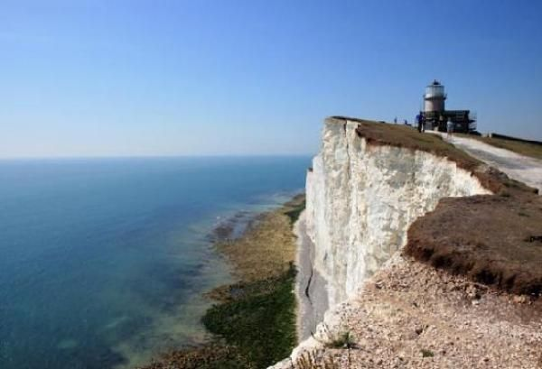 Belle Tout Lighthouse   A beautifully renovated lighthouse accommodation with delicious breakfast, at Beachy Head.