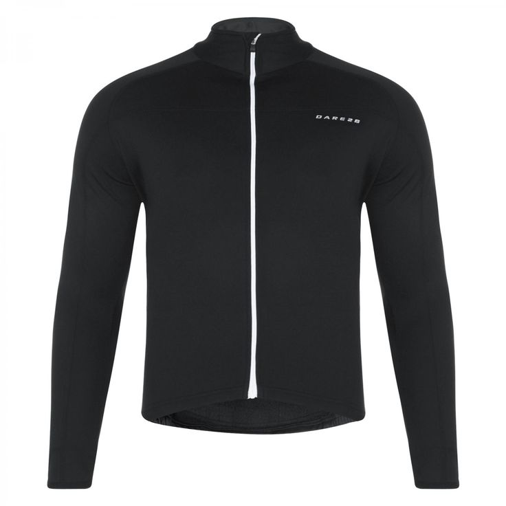 Supersede Cycle Jersey Black | Cycle Jerseys - Dare2b - SIZE XL
