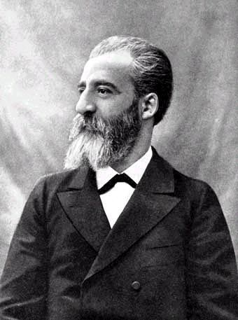 Isolado na forma elementar em 1886 por Frederic-Henri Moissan (1852-1907)