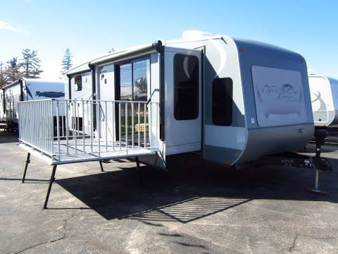 Haylettrv Com 2015 Journeyer 340flr Patio Deck Travel