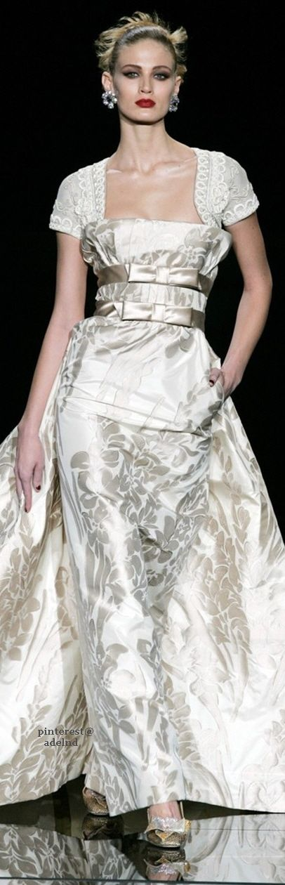 Valentino Spring 2005 Couture