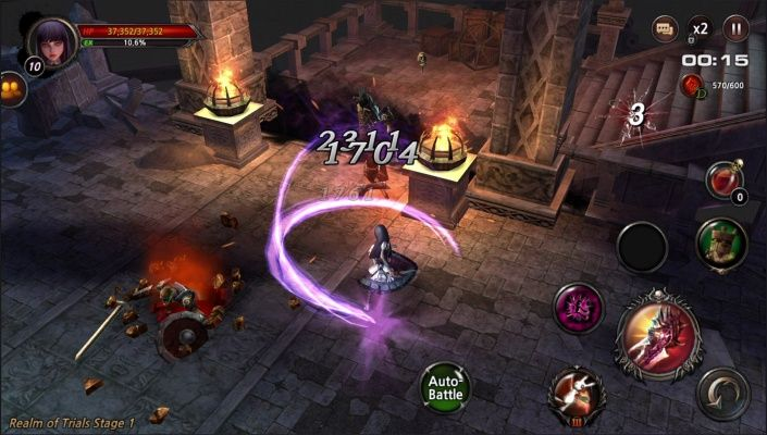 CRY Dark Rise of Antihero is a Android Free 2 play, extreme Action, Multiplayer Game featuring unique world where Contractors of Death and Soul stand against gods.
