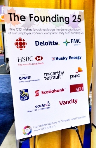 CIDI-ICDI's Founding Employer Partners - Honoured to have each them on-board from the beginning of our journey!