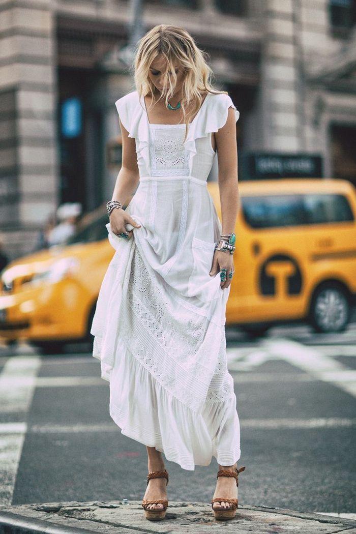 ▷ 1001 + ideas de vestidos ibicencos que te van a encantar   moda