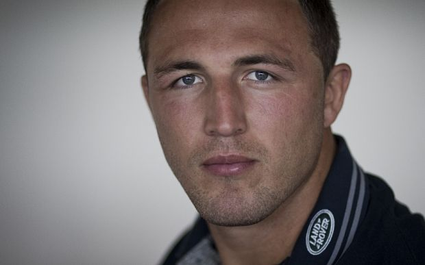 Sam Burgess - Rugby World Cup 2015: England's Sam Burgess admits he has asked 'some pretty dumb questions' since switch