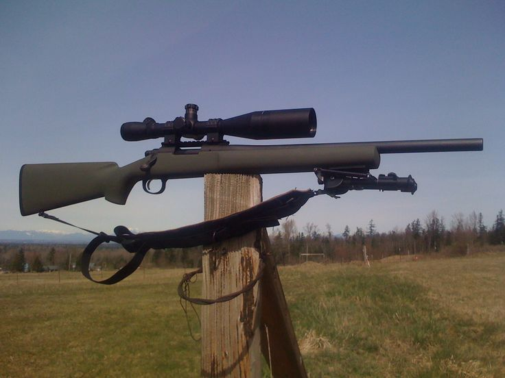 Remington 700 SPS Tactical  #LEGunSales.com