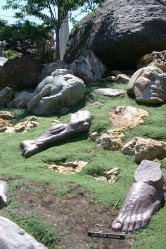 Formerly the secret garden of Salt Lake, Gilgal Sculpture Garden is now a public city park, open daily for the enjoyment, bewilderment, and sheer horror of all located at 749 East 500 South in Salt Lake City