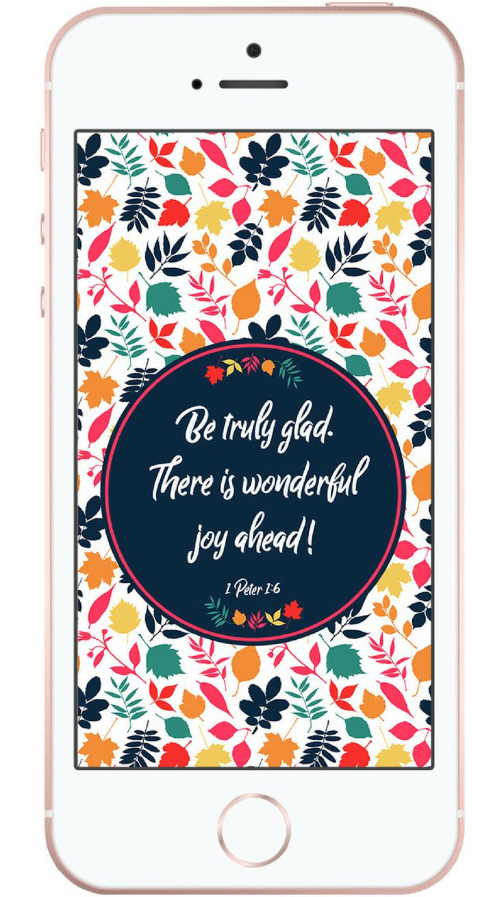 Scripture wallpapers for your phone <3 Christian backgrounds | Fall phone backgrounds | Free Christian downloads | Free Christian printables #iphone #christian