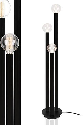 Напольный светильник Torch  - дизайнерский светильник. Скандинавский стиль, лофт. Металлический светильник. Оригинальный дизайн. Шведский дизайн.