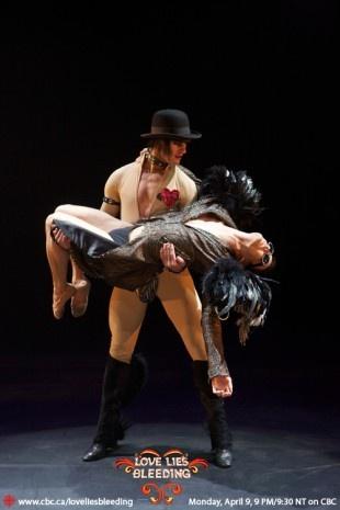 Love Lies Bleeding - new Alberta Ballet based on Elton John's life and music. Coming to CBC April 9, 2012. Gorgeous pics.