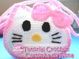 Resultado de imagen para bolsas tejidas en crochet