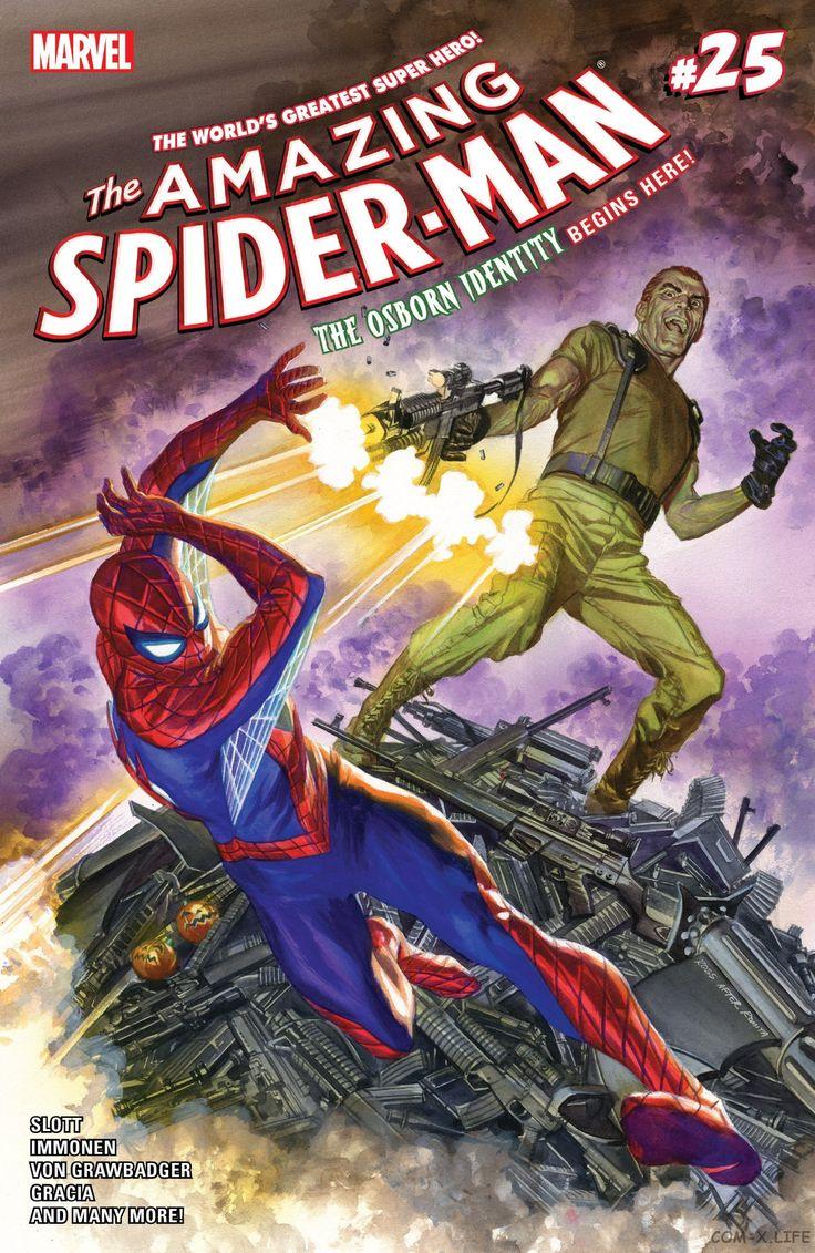Читать Amazing Spider-Man vol 4 / Удивительный Человек-Паук том 4 > # 25 [перевода не существует] онлайн на русском, бесплатно