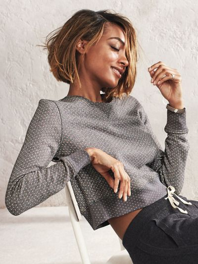 jourdan dunn for victoria's secret