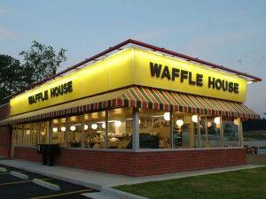 Waffle House Restaurant