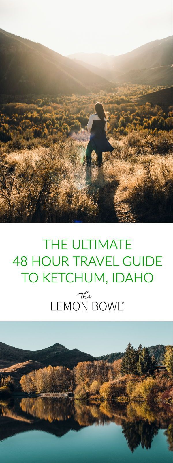 The Final 48 Hour Journey Information to Ketchum, Idaho