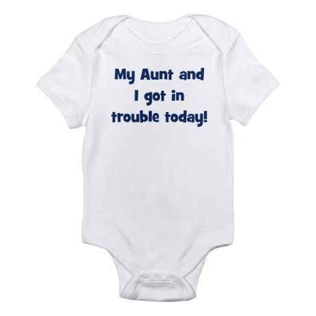 Uh... love this!!!Auntie Shirts, Aunt Shirts For Babies, Future Niece, Aunts Onesies, Niece Nephew, Auntie Baby Clothes, Nephews And Aunts, Nephew And Uncle, Nieces Nephew