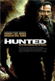 The Hunted (2003) An FBI deep-woods tracker captures a trained assassin who has made a sport of hunting humans.