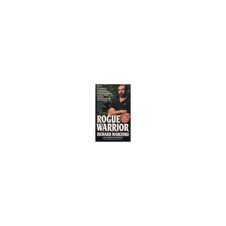 Rogue Warrior (Reprint) (Paperback) (Richard Marcinko)