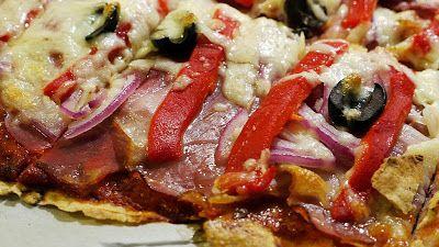 Polskie South Beach: Błyskawiczna pizza