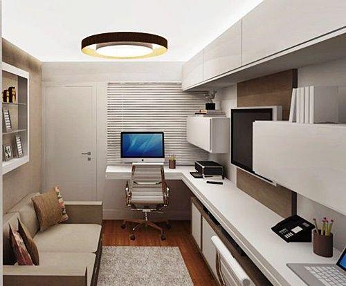 Sala De Tv Com Home Office ~ Mais de 1000 ideias sobre Mesa De Reunião no Pinterest  Ambientes