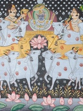 Image result for pichwai art