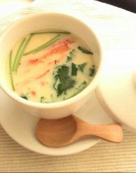寿司屋直伝✩簡単✩茶碗蒸し