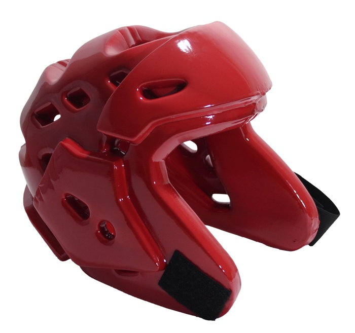 Red Sparring Nitro Headgear