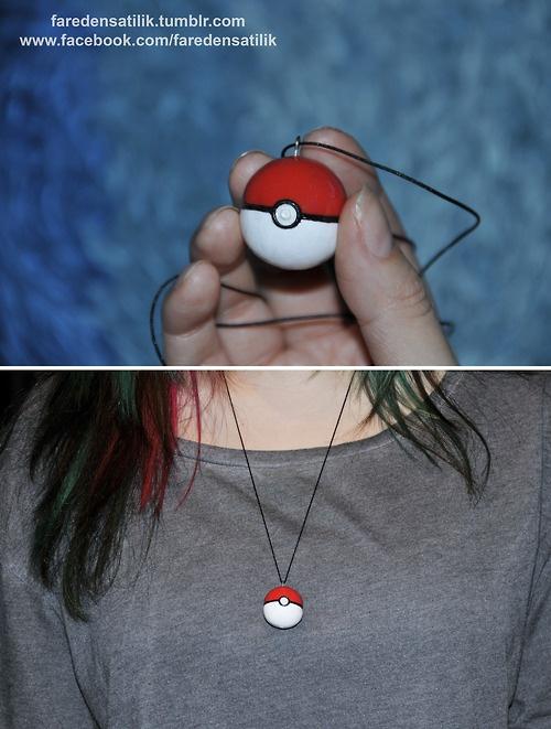 Faredensatilik.tumblr.com - Pokemon necklace