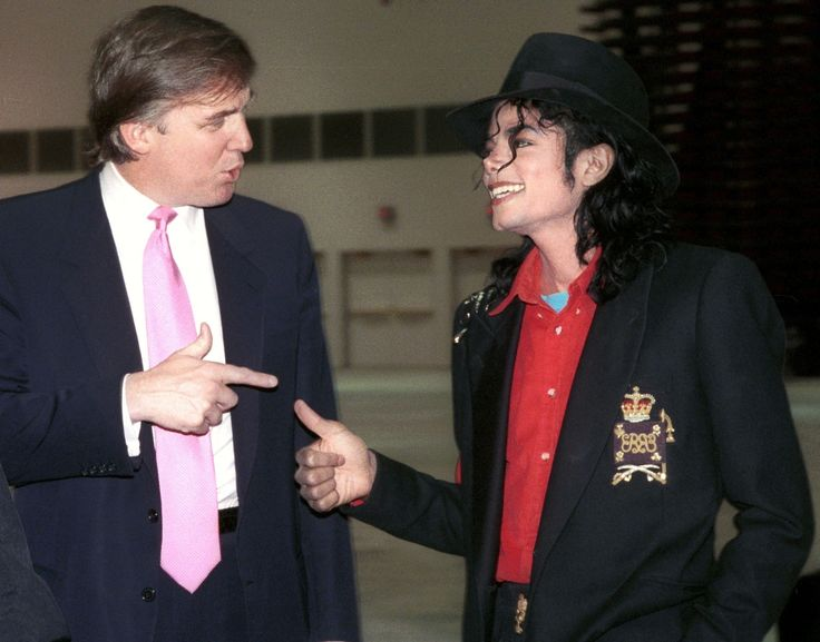 Donald Trump and Michael Jackson: The full story behind a mysterious friendship