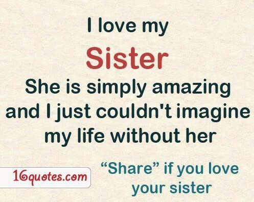 Quotes About Cousin Sisters Love Best 25+ Sister...