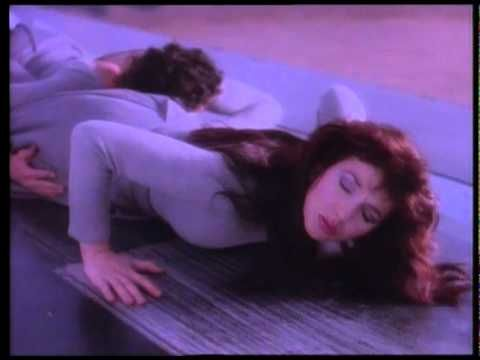 KATE BUSH, RUNNING UP THAT HILL: from hounds of love, 1985.