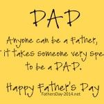 20 Best Happy Fathers Day Images Pics Quotes For Whatsapp Status & Dp Free D...