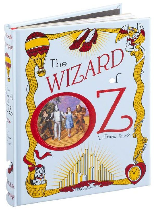 Wonderful Wizard of Oz (Second Edition)   08/29/2013   ISBN 9781435147614   Written by Frank Baum   Illustrated by W.W. Denslow #BarnesandNobleCollectibleEditions